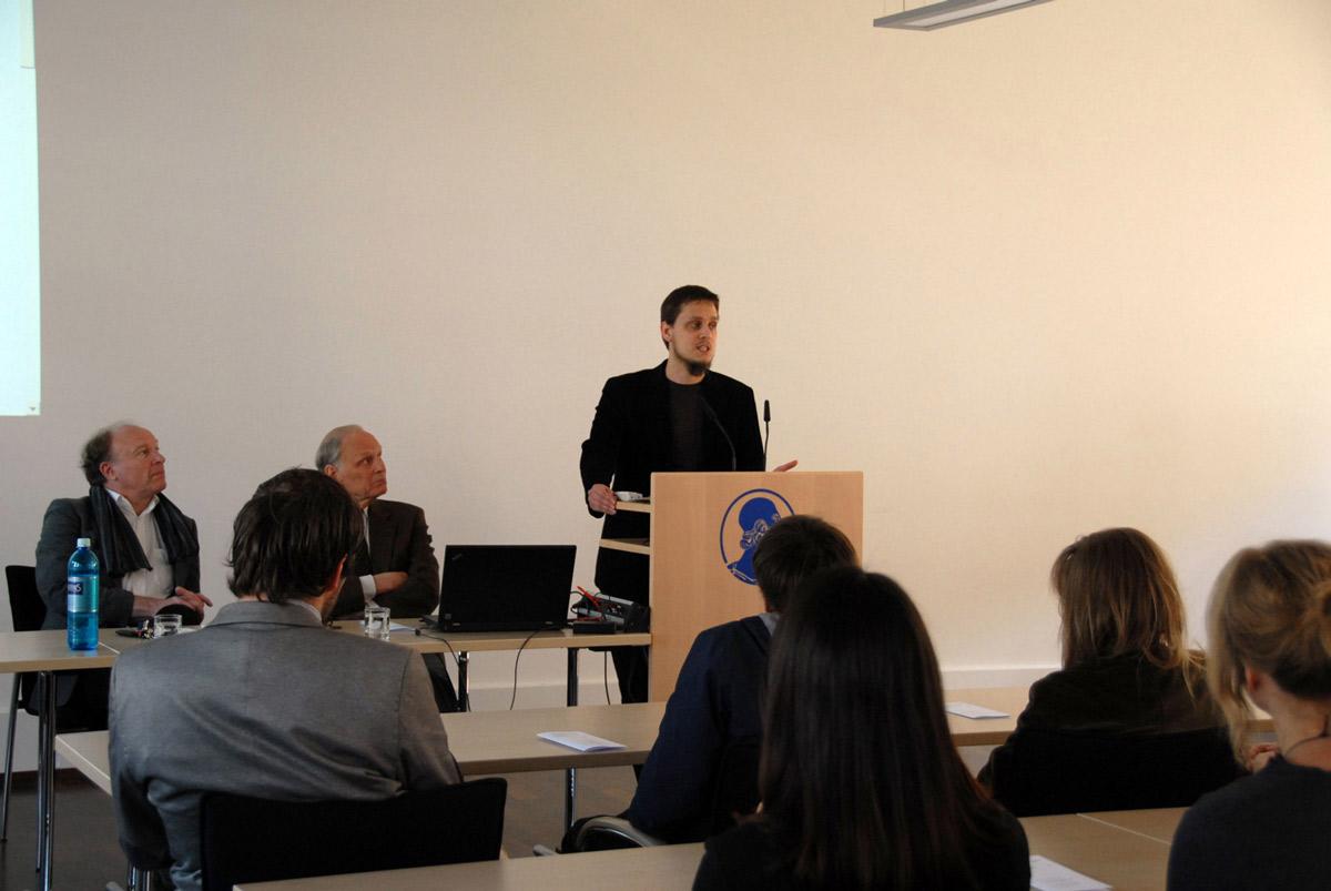 Roland Gruschka, Hochschule für Jüdische Studien Heidelberg